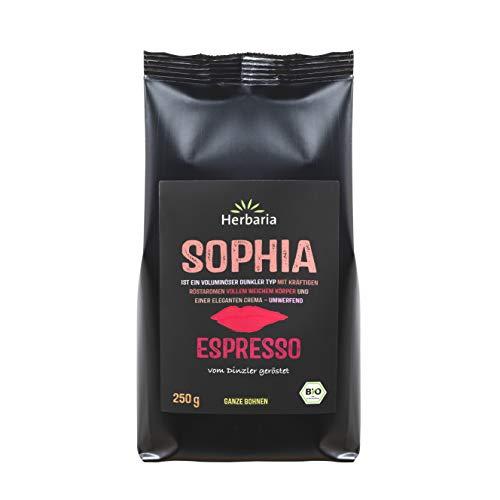 HERBARIA - Sophia Espresso ganz bio - 250 g