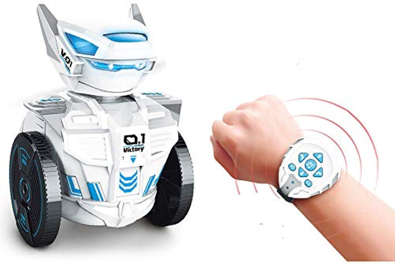 Creing Rc Smart Roboter 2.4G Fernbedienung Intelligente Roboter Pädagogisches Spielzeug Für Kinder B07NSQ4JY9 Der Schatz des Kindes, unser Glück  | Sonderangebot