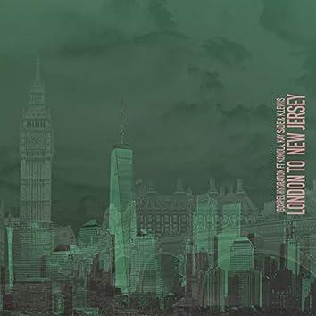 London to New Jersey (feat. Konola, Kay Sade & K Lewis)