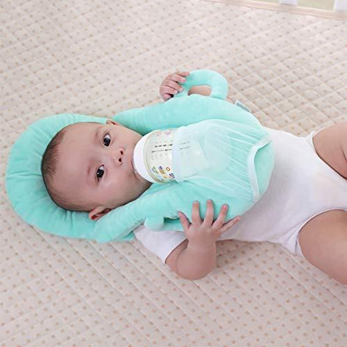 LY-LD Stillen Krankenpflegekissen selbst-weit Baby Kissen Multifunktionalen Portable Baby Flaschenhalter Hands kostenlos,A