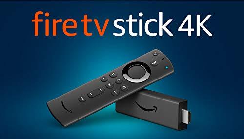 Fire TV Stick 4K Ultra HD with A...