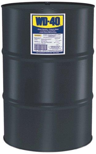 WD-40 10118 Multi-Use Product, 55 Gallon Drum