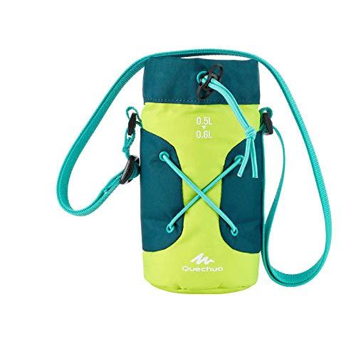 Quechua Kühltasche Montagna 0,5-0,6 Liter gelb/grün