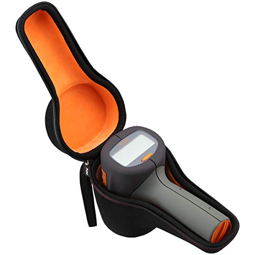 Mchoi Hard EVA Travel Case for Bushnell Velocity Speed Gun(CASE ONLY)