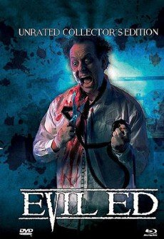 Evil Ed - Mediabook - DVD & Blu-ray - Cover C - Limited Ed. 666 Exemplare