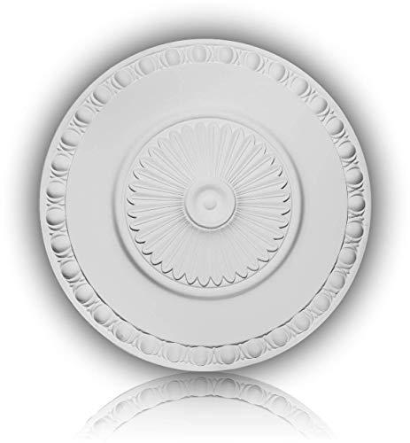 Mardom Decor - Decken Rosette | B3023 | Stuckrosette | Ø 60 cm | Zierelemente