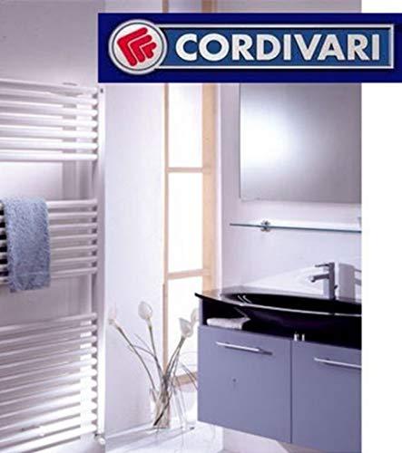 Scaldasalviette Termoarredo Radiatore Termosifone Lisa 2 400x760 Cordivari