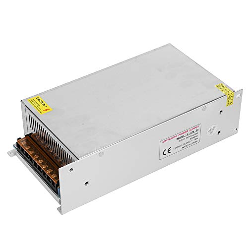 Adaptador de controlador de fuente de alimentación con interruptor DC24V Fuente de alimentación de aleación de aluminio para impresora(S-720-24(24V/30A/720W)AC170-250V)