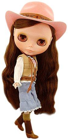 Blythe doll shop limited Urban Cowgirl