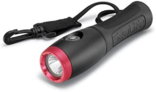 SeaLife SL651 Sea Dragon Mini 650S Spot Flood UW Light Includes YS Adapters for Cold Shoe, GoPro, AquaPod & 2 CR123 Batteries