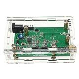 ACEHE Fuente de Ruido DC 12V SMA Módulo de Fuente de Seguimiento de generador Externo de Espectro práctico Simple con Estuche