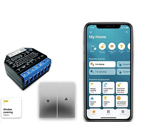 Shelly 2.5 | Adaptador para interruptor de persiana Wifi | firmware modificado para Apple Homekit
