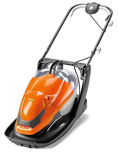 Flymo EasiGlide Plus 330 V Hover Collect Rasenmäher – 1700 W Motor, 33 cm Schnittbreite, 20 Liter Grasbehälter, flach zusammenklappbar, 10 m Kabellänge