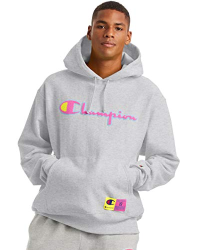 Champion Reverse Weave Pullover Hoodie Oxford Gray 2XL