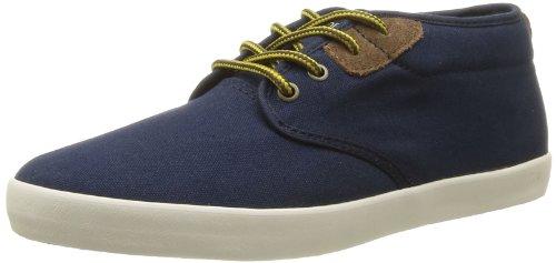 Globe Cardinal, Scarpe da skateboard uomo, Blu (Blau (navy 13001)), 46