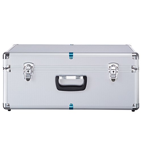AmScope AC-B400 Aluminum Case for B400, B420, B500, T400, T420, T500