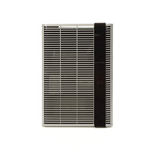 Fahrenheat FSSWH1502 Digital Programmable LED Touchscreen Wall Heater for Home or Commercial Use, 1500 Watt, 120 Volt, Gray