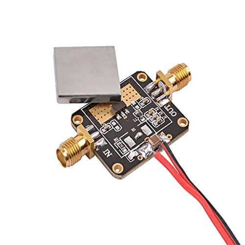 NXYJD Placa amplificadora RF de 50m-6ghz, amplificación de Ganancia de Banda Ancha, módulo Amplificador Medio de bajo Ruido, Ganancia de 19db para FM GPS WiFi