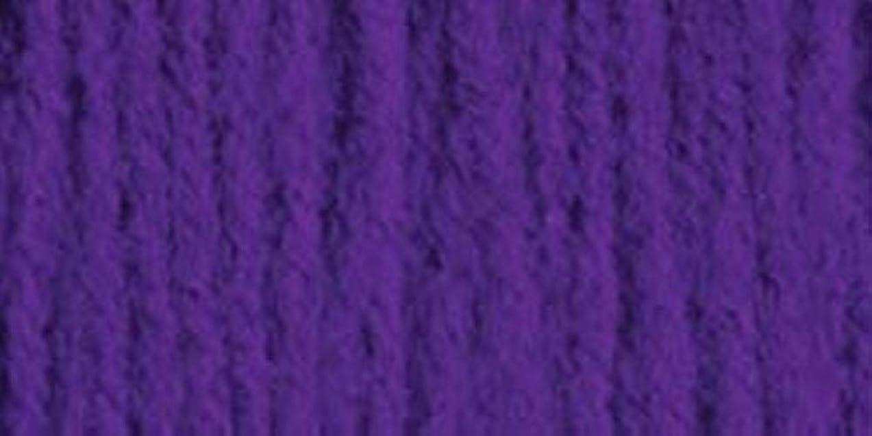 Design Works Crafts Purple Yarn Card