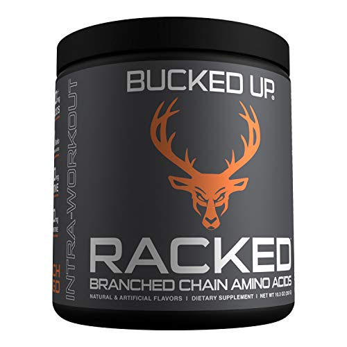 RACKED™ Branch Chained Amino Acids | L-Carnitine, Acetyl L-Carnitine, GBB |