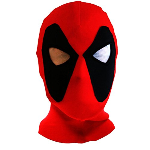 Seven Plus Adult Lycra Spandex Halloween Cosplay Mask Hood 3D Style - http://coolthings.us
