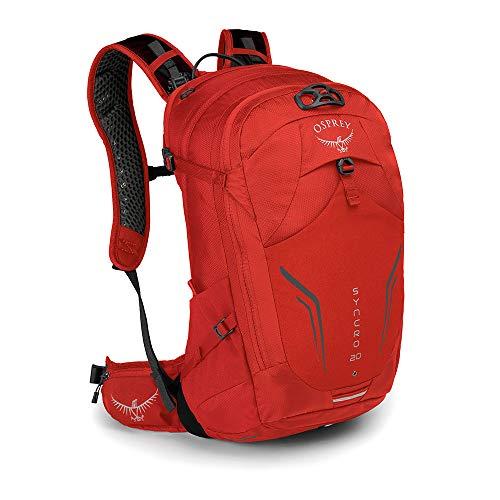 Osprey Syncro 20 Multisport-Rucksack für Männer -Sport Pack - Firebelly Red (O/S)