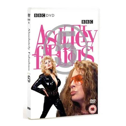 Absolutely Fabulous - Series 5 [Edizione: Regno Unito] [Edizione: Regno Unito]