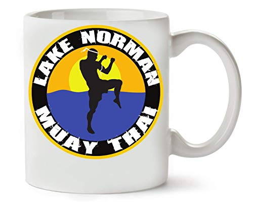 George Graphics Lake Norman Muay Thai kop Classic Tee