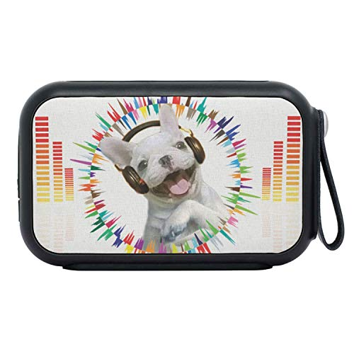 French Bulldog Print Bluetooth Speaker