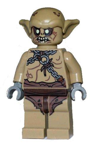 LEGO Figur Hobbit Goblin Soldier 1 (lor043) Hobbits 79010