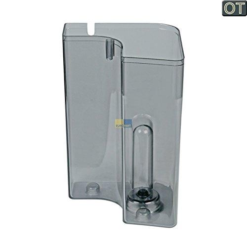 Saeco 222690781 ORIGINAL Wassertank Wasserbehälter Tank z.T. VIA VENETO TREVI Siebträgergerät Kaffeeautomat Kaffeevollautomat Kaffeemaschine auch Spidem Philips 996530028009 HD5082/01
