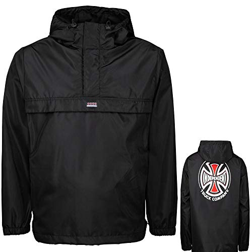 Independent Giacca Jacket Truck Co Black (M)