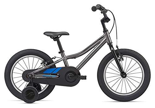 Giant - Bicicleta infantil de 16 pulgadas, Animator F/W 16, de aluminio, con ruedas