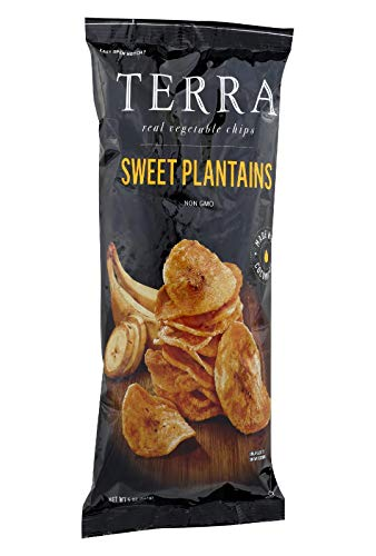Terra Chips Chip Plantain sweet Ripened, 5 oz