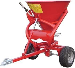 King Kutter ATV Seeder/Spreader - 350-Lb. Capacity, Model Number S-ATV