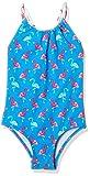 Hatley Girls' Swimsuit, Fancy Flamingos, 3 Years