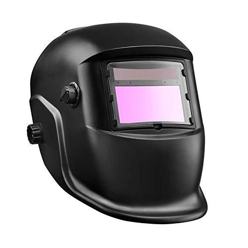 Careta soldar automatica Profesional Máscara Solar automático Casco de Soldadura automática de...