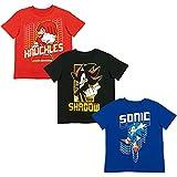 SEGA Sonic The Hedgehog Toddler Boys 3 Pack...