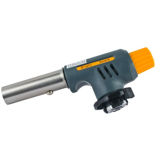 Bright Spark BS1256 Catering Gasbrenner, 12 x 4,5 x 6 cm, 1 Stück, grau