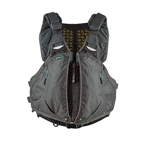 Old Town Solitude Women's Life Jacket (Silver, XS)