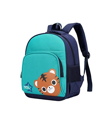 Kinderrucksack für Kita - Krippenrucksack Kindergartentasche für 3-9 Jährige Jungen und Mädchen besbomig