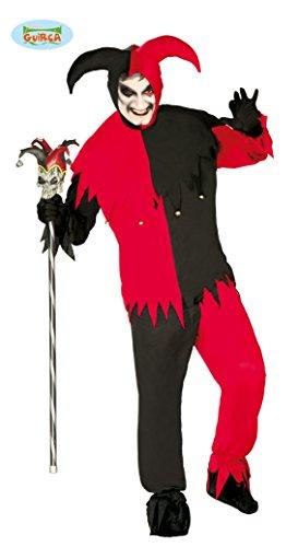 Joker rouge et noir