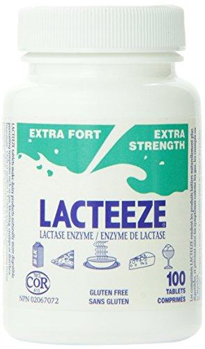 Lacteeze Extra Strength