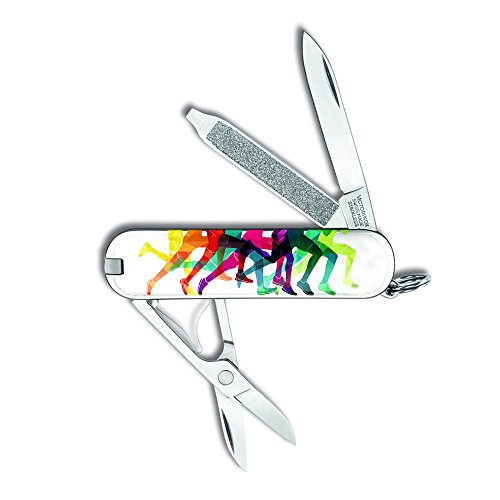 Running Classic SD Swiss Army Knife by Victorinox