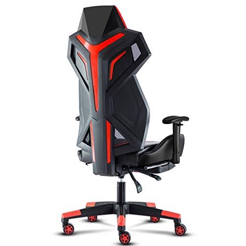 Fauteuils Chaise d'ordinateur Home Chaise appartenant à des Jeunes Chaise de Jeu Chaise de compétition Chaise de Bureau Chaise d'ordinateur dortoir Main Courante