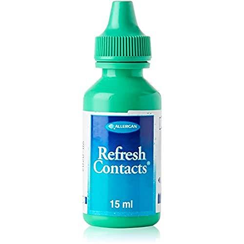 Allergan Refresh Contacts Augencreme, 15 ml