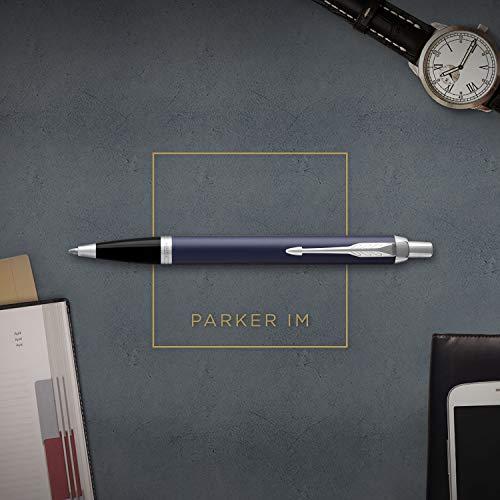PARKERパーカーIMボールペンブルー1975640