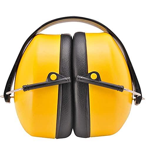 Portwest – Casque anti-bruit de qualité, jaune - PW41YER