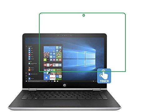 "It3 Protector de pantalla antirreflejos para HP Pavilion x360 Convertible Laptop 14T Touch de 14"" (2 unidades)"