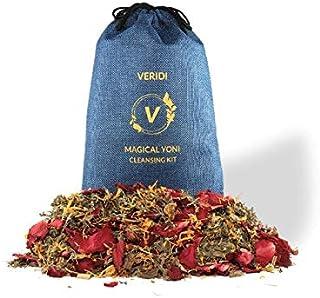 Magical Yoni. Premium Organic Yoni Steam Herbs for Cleansing. Best Natural V Steaming Detox & Fertility Kit. Rejuvenate & Heal. Vagina Detoxifying & Healing Blend (Lavender Freshness)